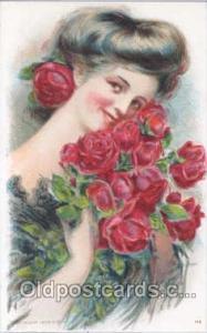 Artist Maud Humphrey (USA) Postcard Post Card seres 116 Artist Maud Humphrey ...