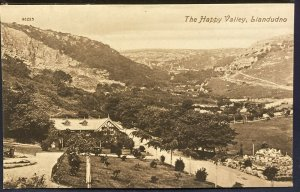 Wales The Happy Valley Llandudno - posted 1908
