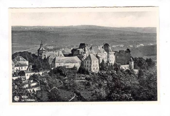 RP, Panorama, Le Chateau, Wiltz, Luxembourg, 1920-1940s
