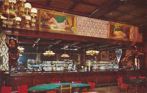 Nevada Las Vegas Interior Golden Nugget Gambling Hall and Restaurant