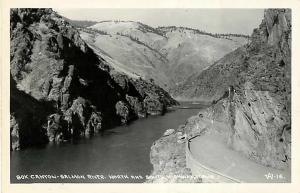 RPPC of Box Canyon, Salmon River, North & South Highway Idaho ID