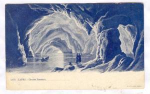 Capri - Grotta Azzurra, Italy, 1890s