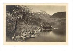 RP  Gersau , canton of Schwyz in Switzerland,00-10s