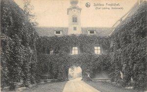 Lot197  real photo castle freybuhel austria styria