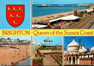 England Brighton Multi View 1990