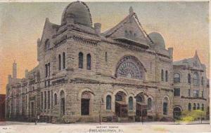 Pennsylvania Phildelphia Baptist Temple 1906