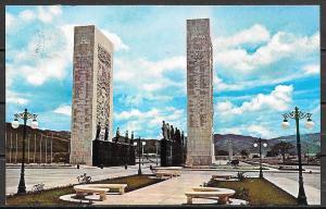 1964 Venezuela, Caracas, Monument a Los Proceres, mailed