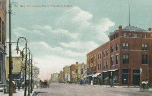 ABERDEEN , South Dakota , 1900-10s ; Main Street