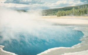 Wyoming Yellowstone Park Genrian Pool