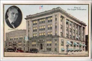 KS - Topeka. Home of Capper Publications