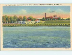 Linen HIGH SCHOOL Camden New Jersey NJ k0407