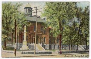 Auburn, Me, County Building