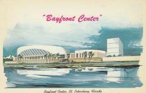 ST. PETERSBURG, Florida, 50-60s ; Bayfront Center