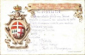 Italy Cavalleria-Lancieri 1860-61 Fano Sinigaglia 04.30