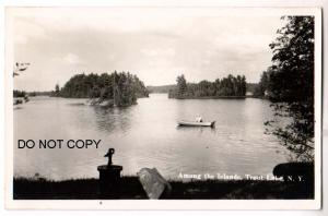 RPPC, Among the Islands, Trout Lake NY