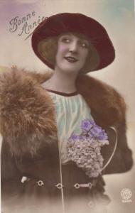 RP: Female portrait , 1922 #2