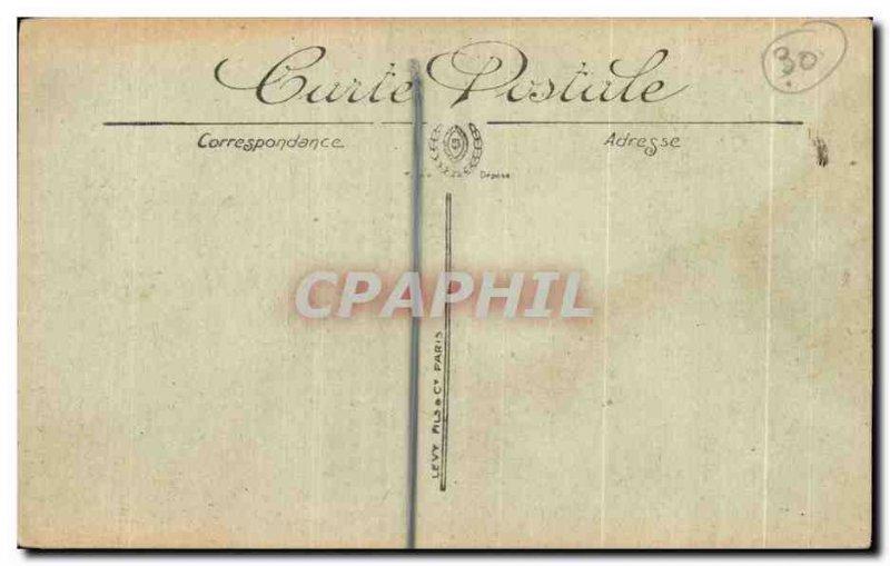Old Postcard Nimes Pont du Gard