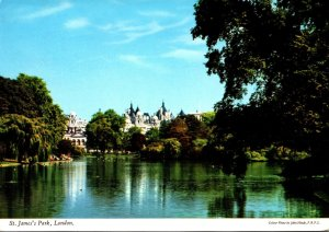 England London St James's Park 1969