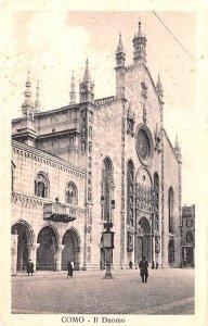 Como Duomo Italy Unused