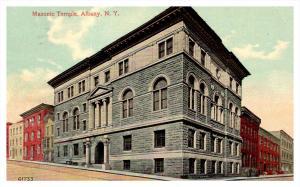 8433  NY Albany  Masonic Temple