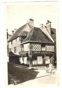 RP: Nogent-le-Rotrou , Eure-et-Loir department , France. PU-1944: Maison du XVI