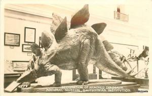 1940s Restoration Armored Dinosaur National Museum Washington DC 2545