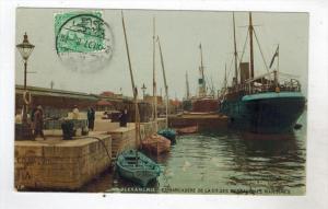337 Egypt Alexandrie The Wharf