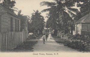 NASSAU , N.P. , Bahamas , 1900-10s , Grant Town