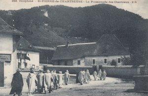 DAUPHINE, France,1900-10s ; ST PIERRE de Chartreuse