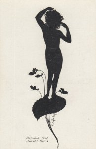 DIEFENBACH : Fantasy Silhouette , 00-10s ; Jugend 1. Blatt 4
