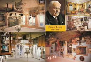 Franz Lehar Villa Bad Ischl Austria 4x Postcard s
