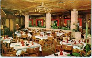 PHOENIX, AZ Arizona   WESTERN VILLAGE Resort Hotel  1954 Roadside  Postcard