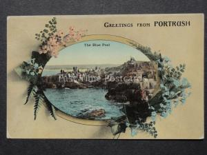 Northern Ireland PORTRUSH The Blue Pool c1919 by Fergus O'Connor & Co