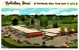 New York Cortland , Holiday Inn