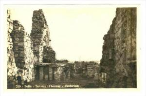 RP, Salonae, Thermae, Caldarium, Solin, Croatia, 1920-1940s