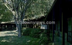 Hemlock Inn Bryson City NC Unused