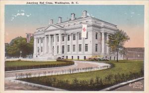 Washington DC American Red Cross