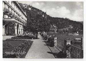 RPPC Grand Hotel Villa D'Este Cernobbio Lago di Coma
