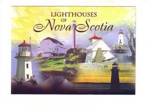 Montage, Lighthouses of Nova Scotia,  Light House