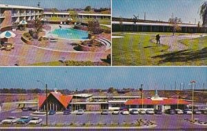 Howard Johnsons Motor Lodge And Restaurant With Pool Weldon North Carolina