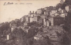 Panorama, OLETTA (Haute Corse), France, 1900-1910s