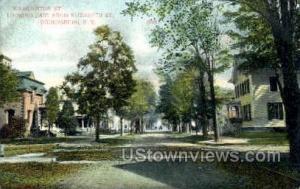 Washington St. Ogdensburg NY Unused
