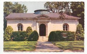Exterior, Library, Ayer, Massachusetts, 1940-1960s
