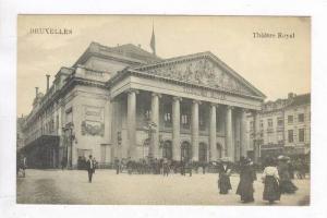 Bruxelles, Belgium, 00-10s Theatre Royal