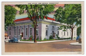 New Britain, Conn, Post Office