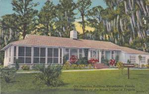 Florida Moosehaven Old Dominion Building