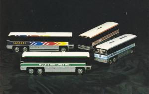 Promotional Bank Motor Coaches(BUSES), Royal Coach, Mechanicsburg, Pennsylvan...