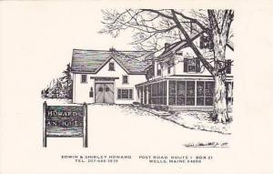Edwin & Shirley Howard, Wells, Maine,  40-60s