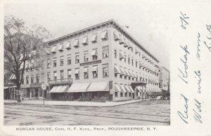 POUGHKEEPSIE , New York , 00-10s ; Morgan House