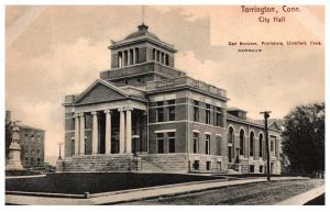 Connecticut Torrington , City Hall